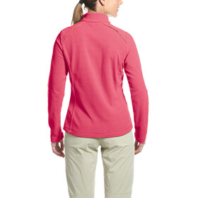 Maier Sports Tofino Fleece Jacket Women Raspberry